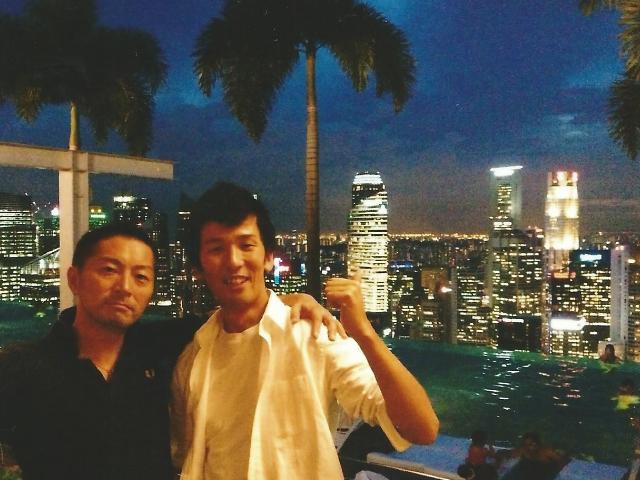 沖縄県那覇市有限会社ドリームエントランスの求人、仕事紹介サイトの海外研修(シンガポール)画像3です。