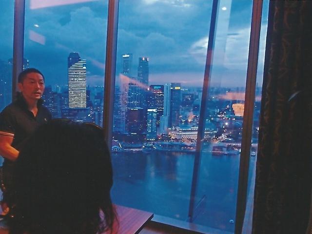 沖縄県那覇市有限会社ドリームエントランスの求人、仕事紹介サイトの海外研修(シンガポール)画像4です。