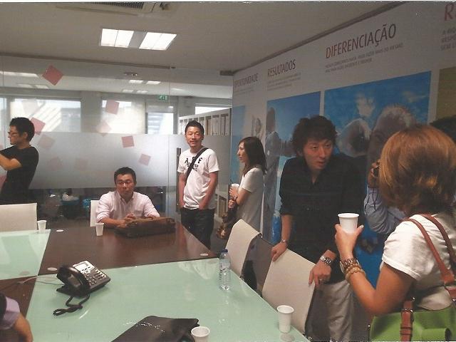 沖縄県那覇市有限会社ドリームエントランスの求人、仕事紹介サイトの海外研修(スペイン)画像5です。