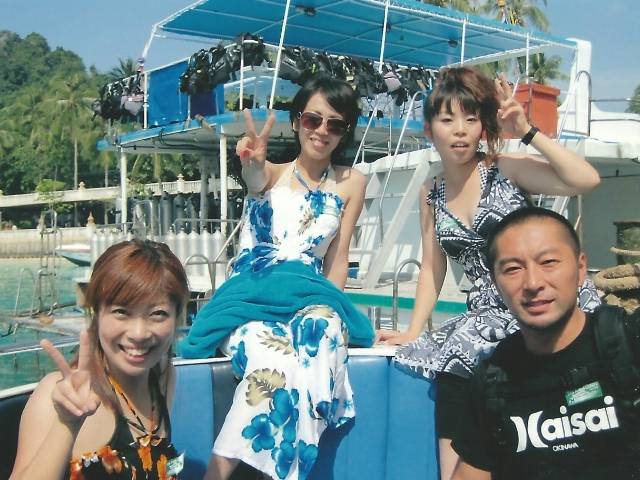沖縄県那覇市有限会社ドリームエントランスの求人、仕事紹介サイトの海外研修(タイ)画像5です。