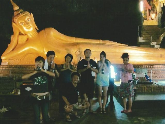 沖縄県那覇市有限会社ドリームエントランスの求人、仕事紹介サイトの海外研修(タイ)画像8です。