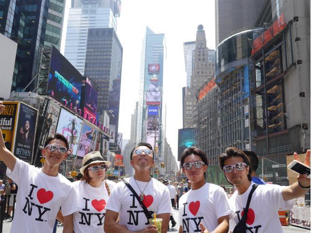 沖縄県那覇市有限会社ドリームエントランスの求人、仕事紹介サイトの海外研修(ニューヨーク)画像4です。