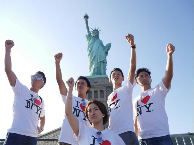 沖縄県那覇市有限会社ドリームエントランスの求人、仕事紹介サイトの海外研修(ニューヨーク)画像1です。