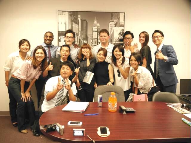 沖縄県那覇市有限会社ドリームエントランスの求人、仕事紹介サイトの海外研修(ニューヨーク)画像8です。