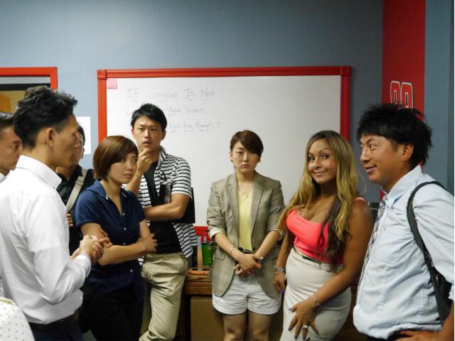 沖縄県那覇市有限会社ドリームエントランスの求人、仕事紹介サイトの海外研修(ニューヨーク)画像7です。