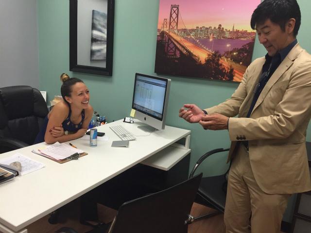 沖縄県那覇市有限会社ドリームエントランスの求人、仕事紹介サイトの海外研修(サンフランシスコ)画像4です。