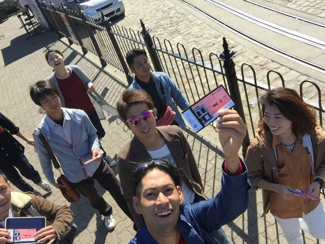 沖縄県那覇市有限会社ドリームエントランスの求人、仕事紹介サイトの海外研修(サンフランシスコ)画像7です。