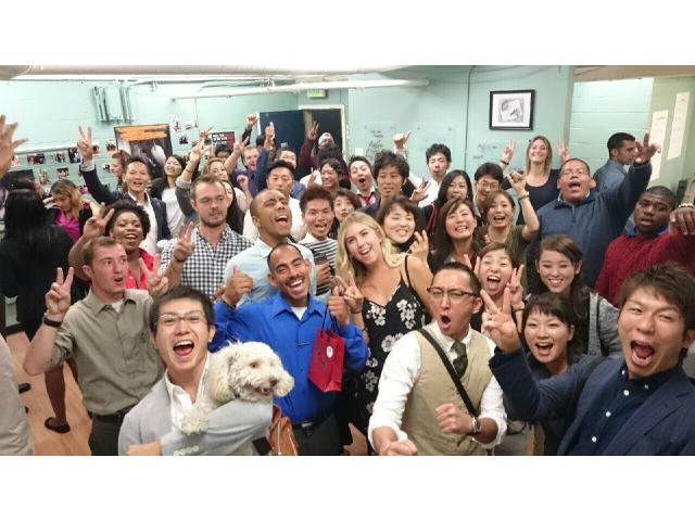 沖縄県那覇市有限会社ドリームエントランスの求人、仕事紹介サイトの海外研修(サンフランシスコ)画像14です。