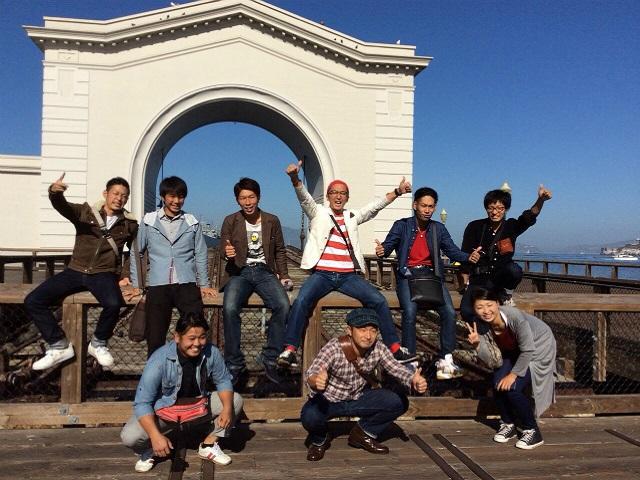 沖縄県那覇市有限会社ドリームエントランスの求人、仕事紹介サイトの海外研修(サンフランシスコ)画像18です。