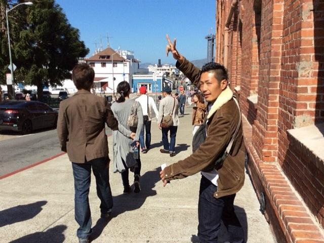 沖縄県那覇市有限会社ドリームエントランスの求人、仕事紹介サイトの海外研修(サンフランシスコ)画像19です。