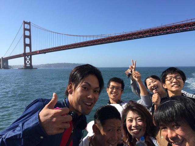 沖縄県那覇市有限会社ドリームエントランスの求人、仕事紹介サイトの海外研修(サンフランシスコ)画像25です。