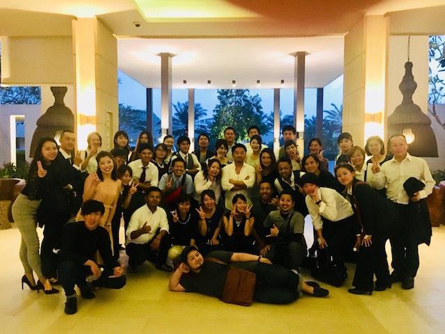 沖縄県那覇市有限会社ドリームエントランスの求人、仕事紹介サイトの海外研修(ベトナム)画像10です。