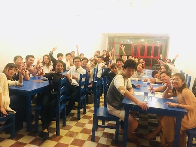 沖縄県那覇市有限会社ドリームエントランスの求人、仕事紹介サイトの海外研修(ベトナム)画像7です。